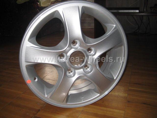 литые диски на hyundai avante r16